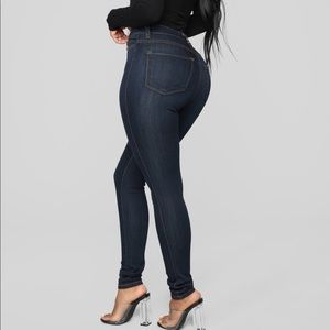 Classic High Waist Skinny Jeans - Fashion Nova